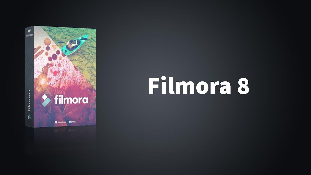 Wondershare Filmora 8.7.6 Full Version + Crack — Скачать бесплатно