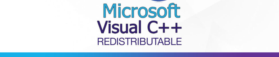 Microsoft Visual C++ 2005-2008-2010-2012-2013-2019 Redistributable Package 30.03.2020