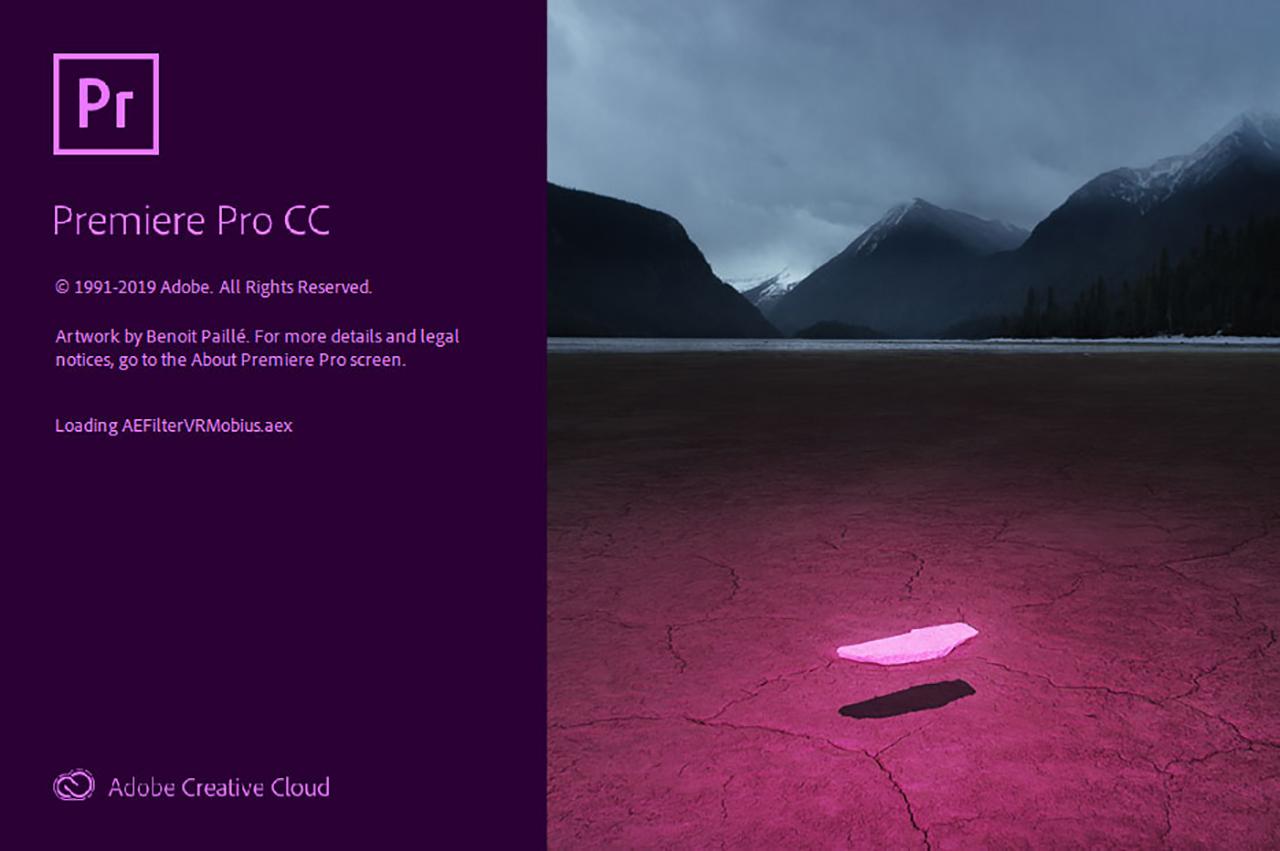 Adobe Premiere Pro CC 2019 скачать бесплатно + видео (RePack by KpoJIuK)